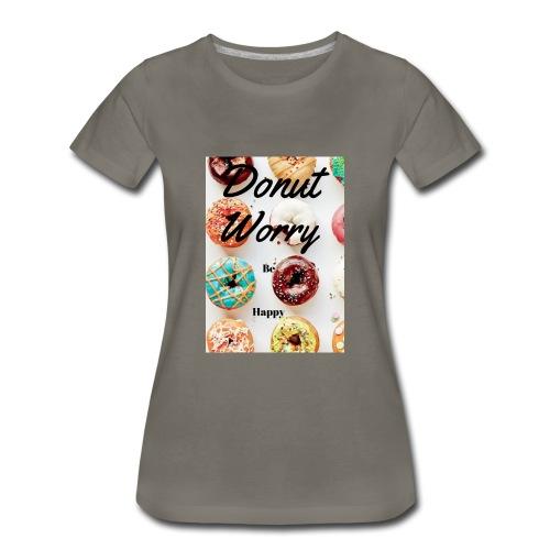 DONUTS! - Women's Premium T-Shirt