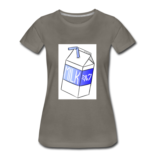 Box of milk - Women's Premium T-Shirt