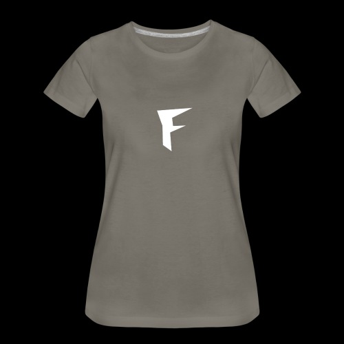 FuZion Logo - Women's Premium T-Shirt