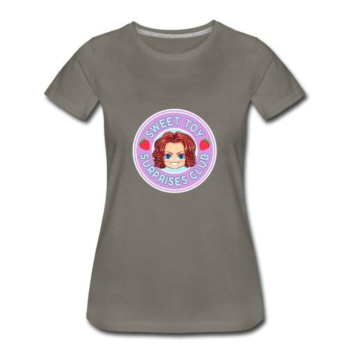 Sweet Toy Surprises Club - Women's Premium T-Shirt