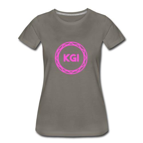 KGI Girls V3 - Women's Premium T-Shirt