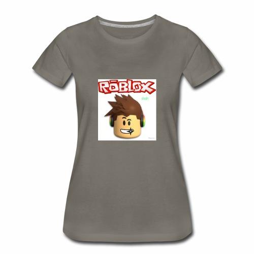 RobloxshahMearch - Women's Premium T-Shirt