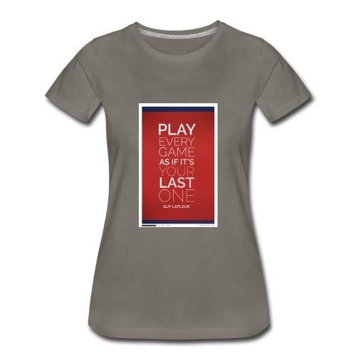 guylafleur - Women's Premium T-Shirt