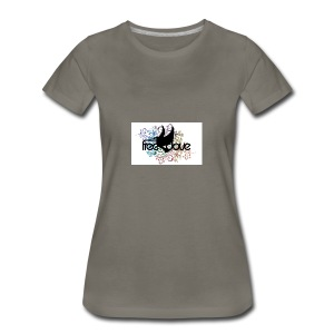 Freedove Gear and Accessories - Women's Premium T-Shirt