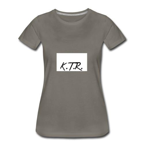 K.T.R. Merchandise - Women's Premium T-Shirt
