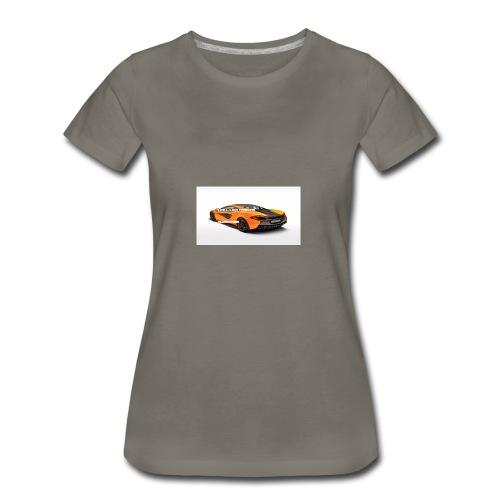 ChillBrosGaming Chill Like This Car - Women's Premium T-Shirt