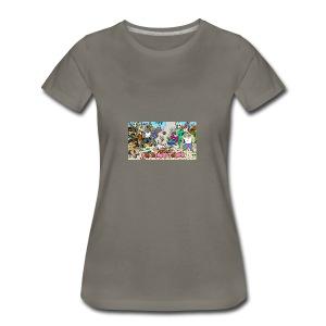 Coconut Town - Women's Premium T-Shirt