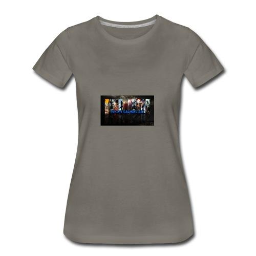 SportGaming Ali - Women's Premium T-Shirt