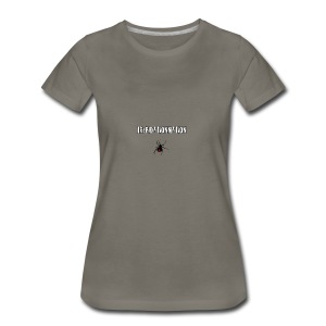 TrepidationNation and Spider v.2 - Women's Premium T-Shirt