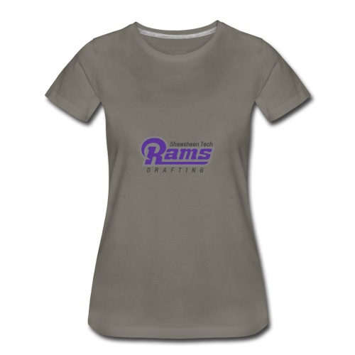 Drafting 2016 - Women's Premium T-Shirt