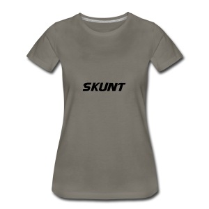 SKUNT - Women's Premium T-Shirt