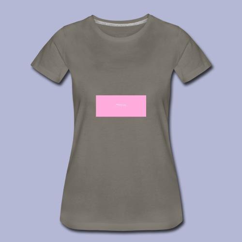 TP_shirt_logo2 - Women's Premium T-Shirt