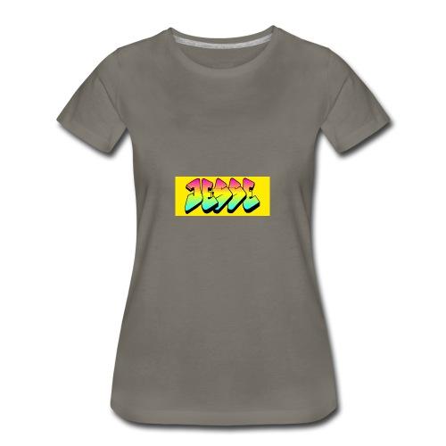 jesses logo - Women's Premium T-Shirt