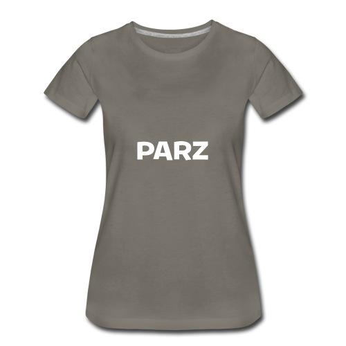 PARZ Classic Logo - Women's Premium T-Shirt