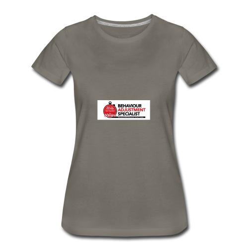 Behaviour Adjustment Specialist - Women's Premium T-Shirt