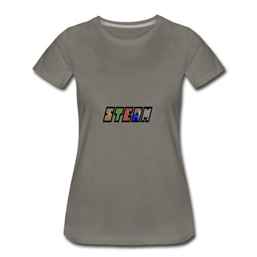 STEAM - Women's Premium T-Shirt
