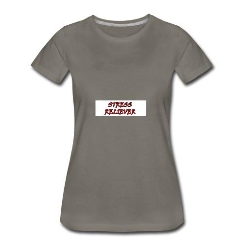 stress_relievers_shirt - Women's Premium T-Shirt
