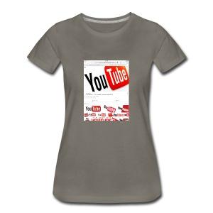 Brady Allaby Vlogs - Women's Premium T-Shirt