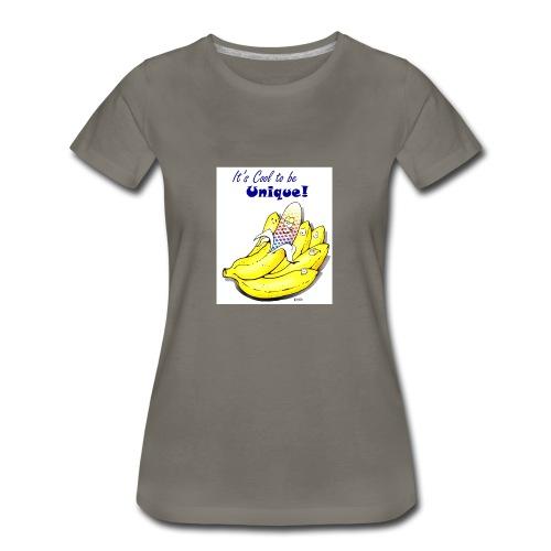 Be Unique! - Women's Premium T-Shirt