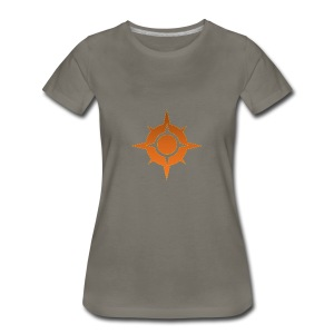 Pocketmonsters Sun - Women's Premium T-Shirt
