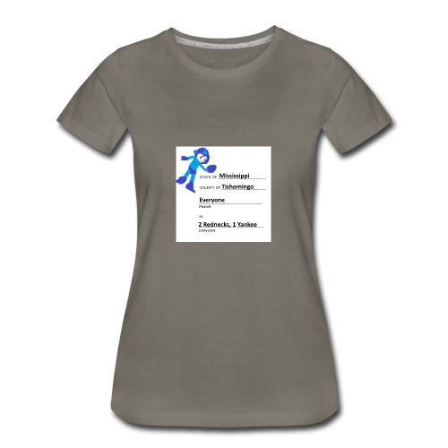We Are Getting Sued - Women's Premium T-Shirt