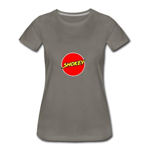 Smokey Mug - Women's Premium T-Shirt
