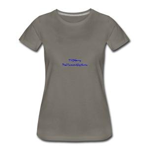TDGHenryTheDiamondGuyHenry - Women's Premium T-Shirt