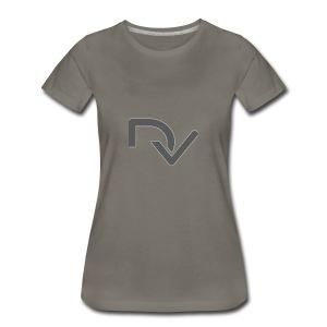 DaveyVlogs - Women's Premium T-Shirt
