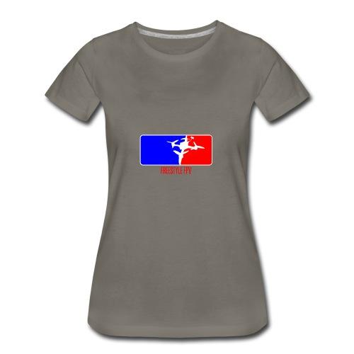 MAJOR LEAGUE - Women's Premium T-Shirt