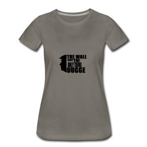 Trump Meme - Women's Premium T-Shirt