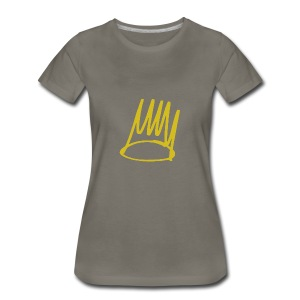 Cole Crown - Women's Premium T-Shirt