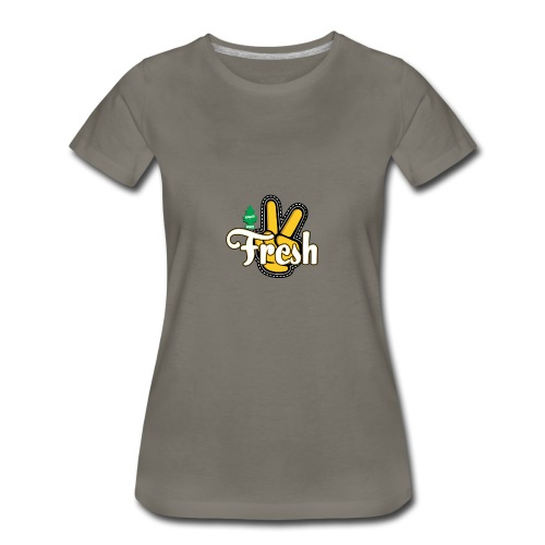 2Fresh2Clean - Women's Premium T-Shirt
