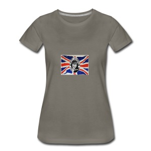 MWO Save the Queen - Women's Premium T-Shirt