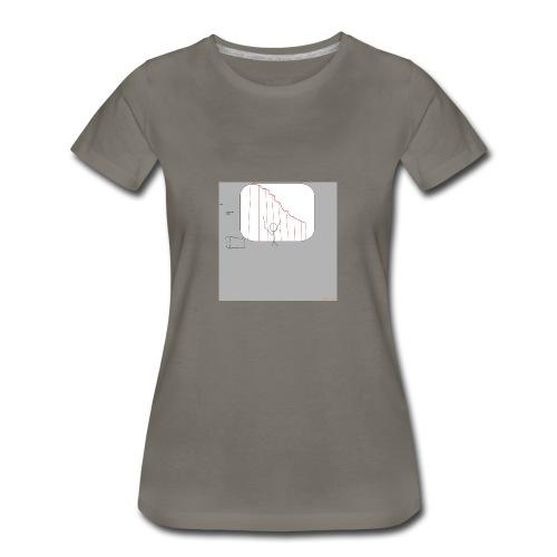 Stock Cover Art - Women's Premium T-Shirt
