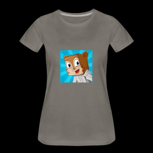 ChipmunkGaminz - Women's Premium T-Shirt