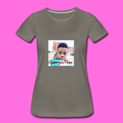 georges shirt - Women's Premium T-Shirt
