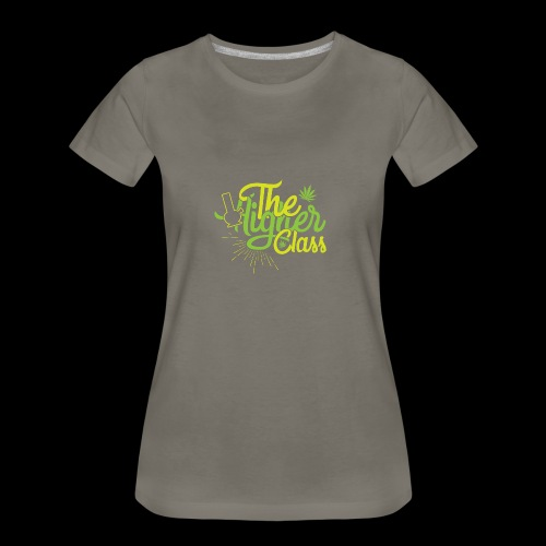 the higher class 2 - Women's Premium T-Shirt