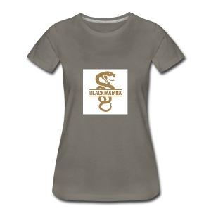 BLACK MAMBA - Women's Premium T-Shirt