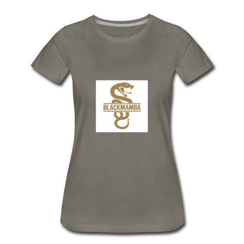BLACK MAMBA - Women's Premium T-Shirt