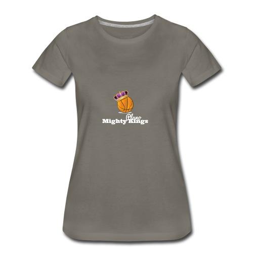 Mighty Kings 2 - Women's Premium T-Shirt