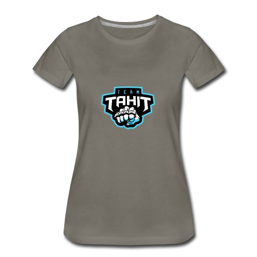 Team logo (Tahit) - Women's Premium T-Shirt