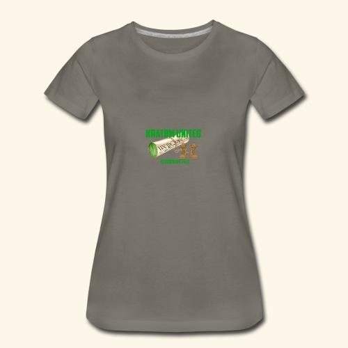 Kratom United - Women's Premium T-Shirt