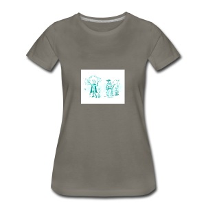 TEST DESIGN - Women's Premium T-Shirt