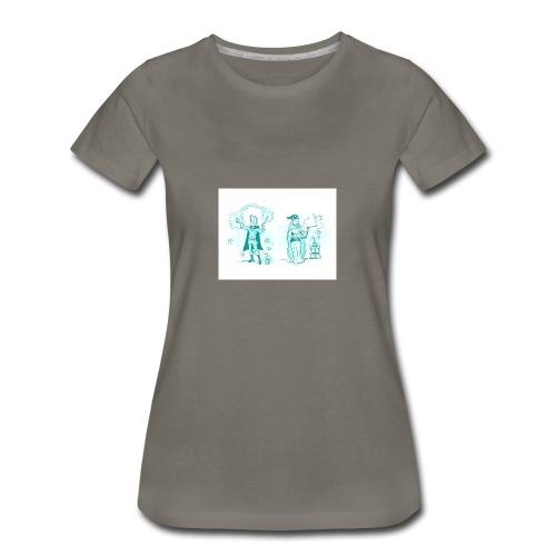 TEST DESIGN - Women's Premium T-Shirt