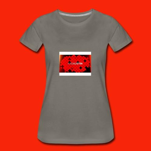 Kiid Austin - Women's Premium T-Shirt