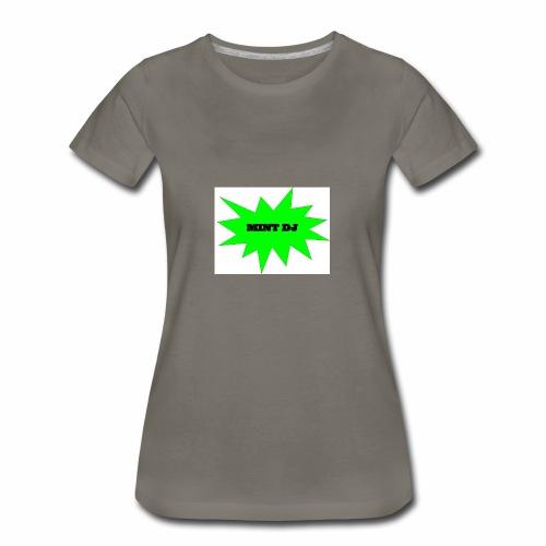 MintDj - Women's Premium T-Shirt