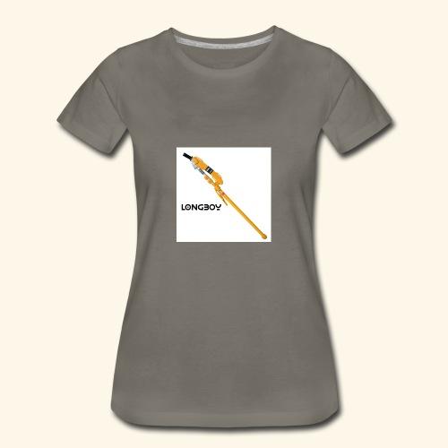 Longboy - Women's Premium T-Shirt