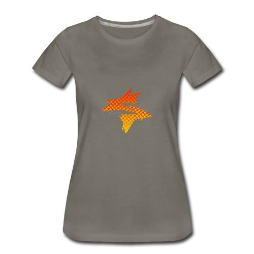 Strawhax-Mug - Women's Premium T-Shirt