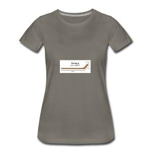 Hockey Stick - Women's Premium T-Shirt