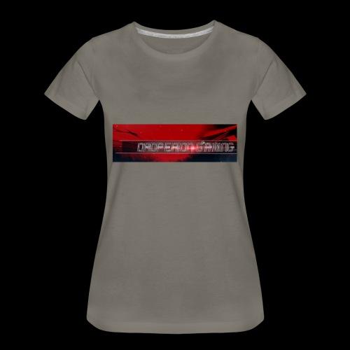 Oroperion Gaming Banner - Women's Premium T-Shirt